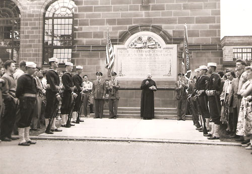 Memorial Day Service May 19, 1951