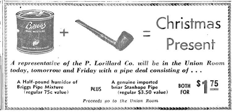 Varsity News Dec. 6, 1949