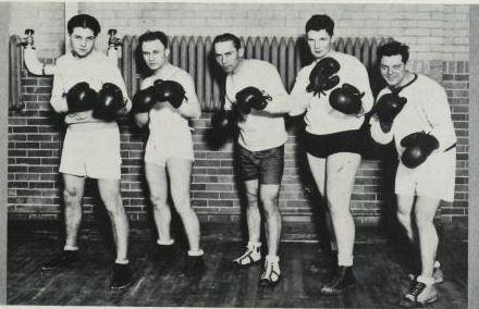 1931 Boxing Team